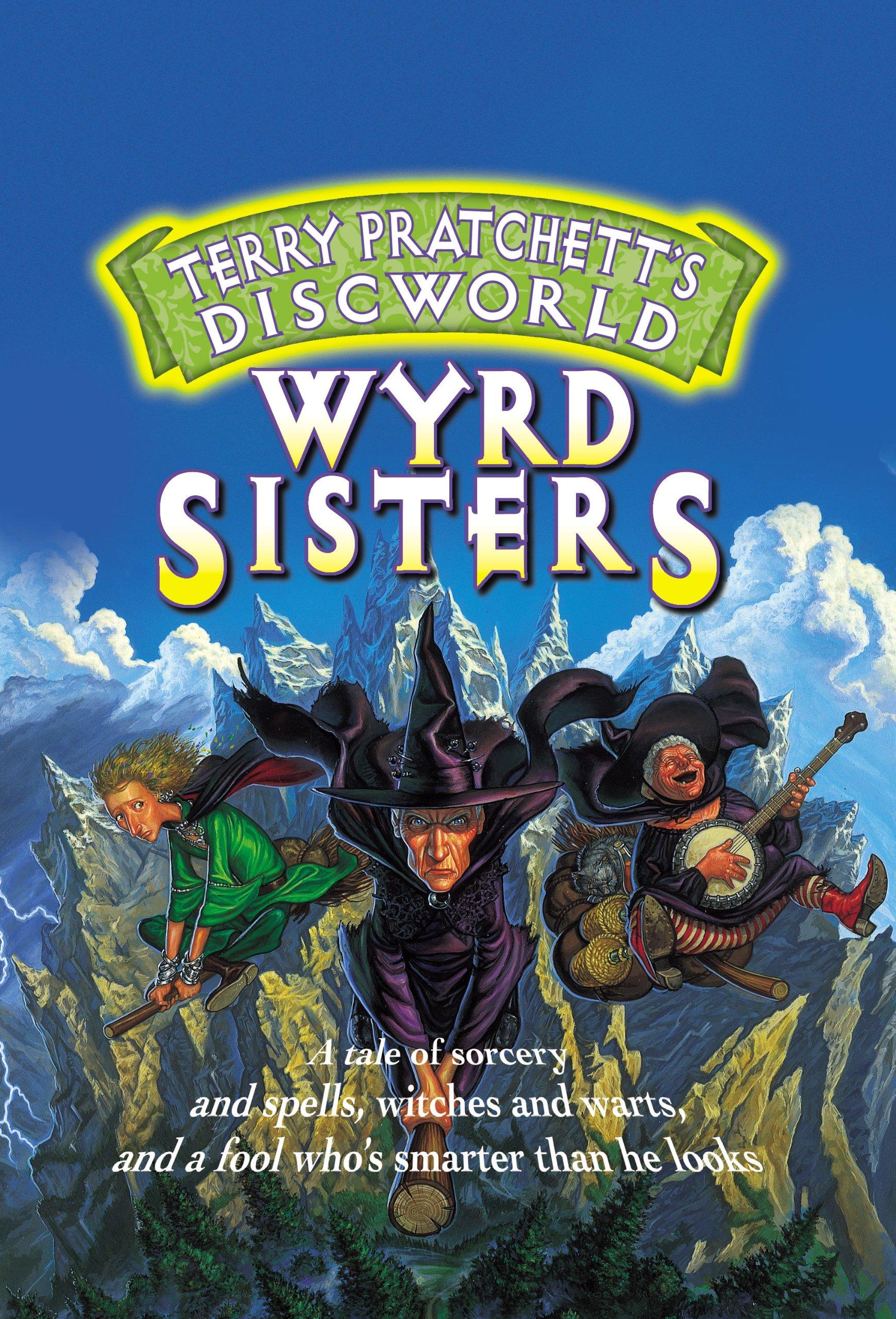 Weird Sisters Terry Pratchett 4