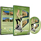 Virtual Cycle Rides - South Of France for indoor cycling, treadmill and running workouts