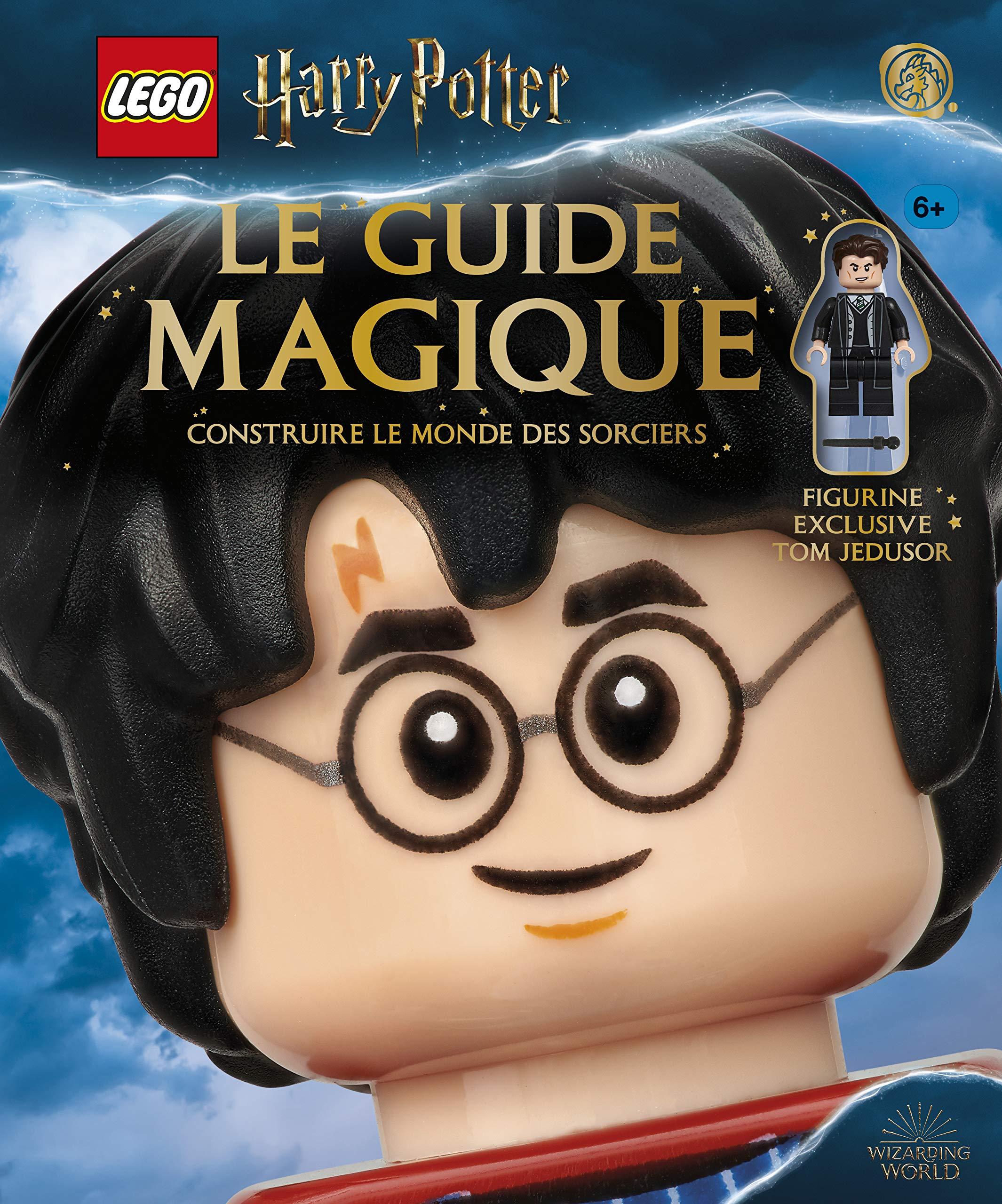 Lego Harry Potter, lencyclopédie - Tome 2 - Lego Harry ...