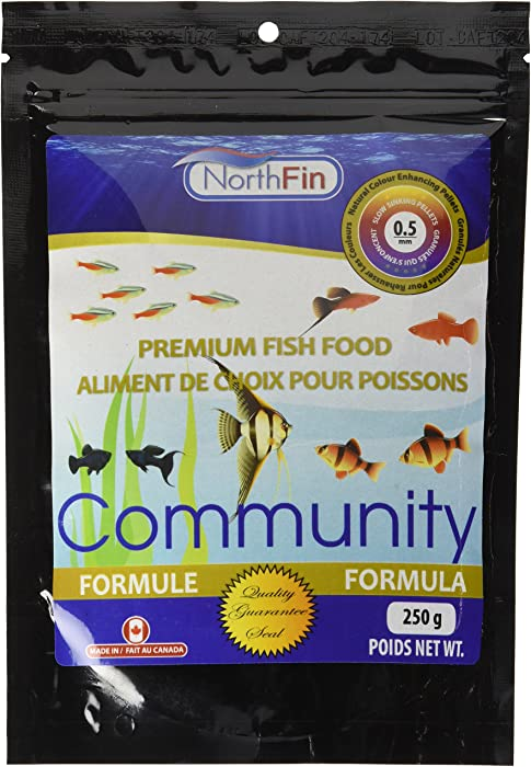 Top 9 5 Mm Pellet Fish Food Low Protien