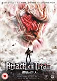 Attack on Titan: The Movie - Part 1 [DVD] [Reino Unido]