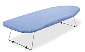 Whitmor Tabletop Ironing Board with Retractable Iron Rest