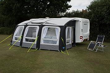 Kampa Ace Air Pro 500 2017 Inflatable Caravan Porch Awning