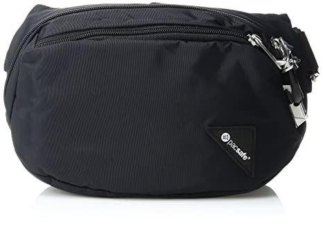 928450f4efc Pacsafe Vibe 100 Anti-theft Hip Pack, Black (black) - 60141100