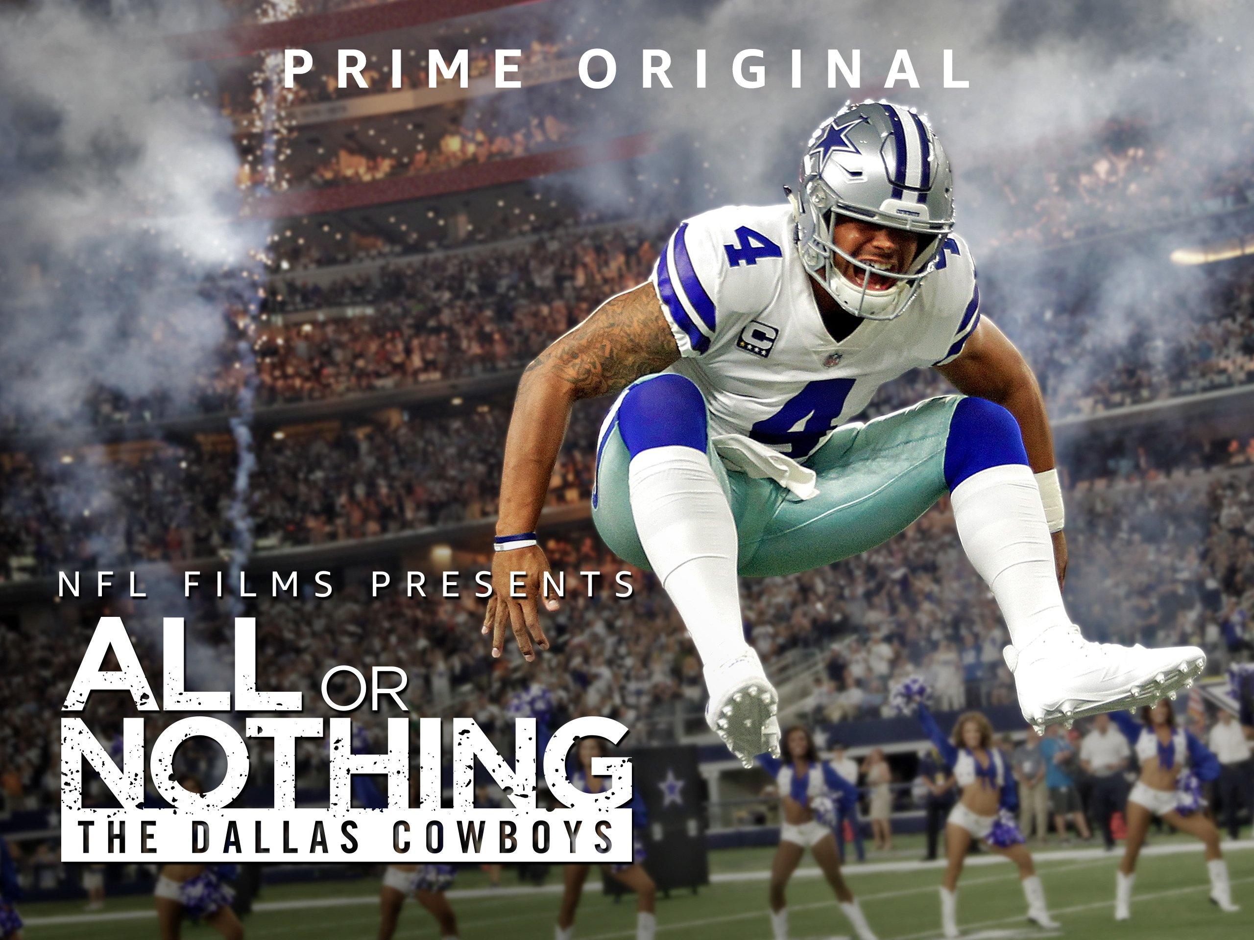 ab0f94fd5 Amazon.com: Watch All or Nothing: The Dallas Cowboys - Unrated ...