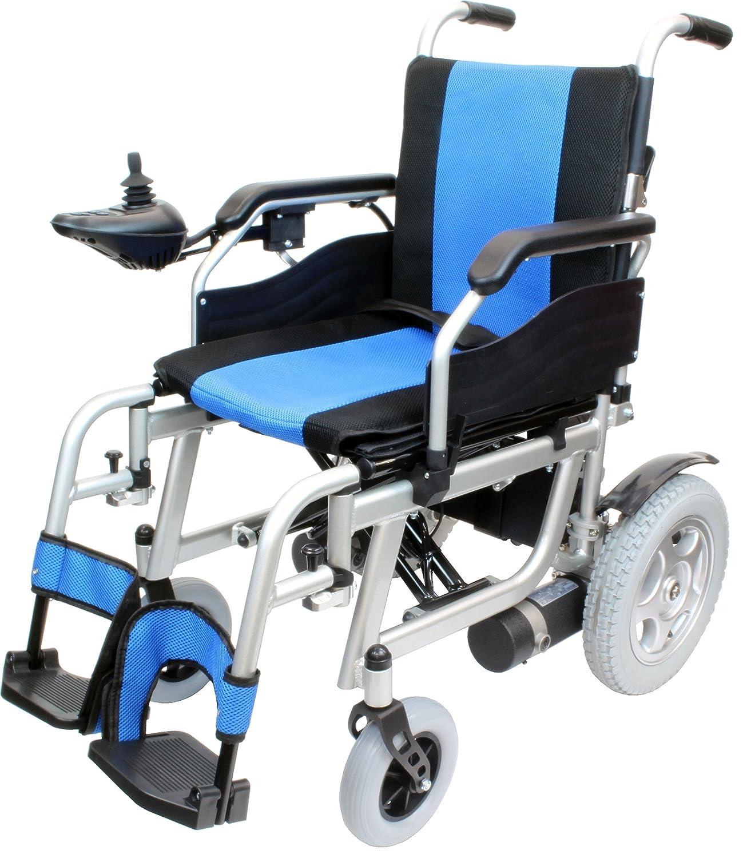 ケアテックジャパン 電動車椅子 ハピネスムーブ CE20-HSU-12 (ツートンブルー) B0771BW44V ツートンブルー ツートンブルー