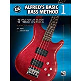 Alfred's Basic Bass Method, Bk 1: The Most Popular Method for Learning How to Play (Alfred's Basic Bass Guitar Library, Bk 1)