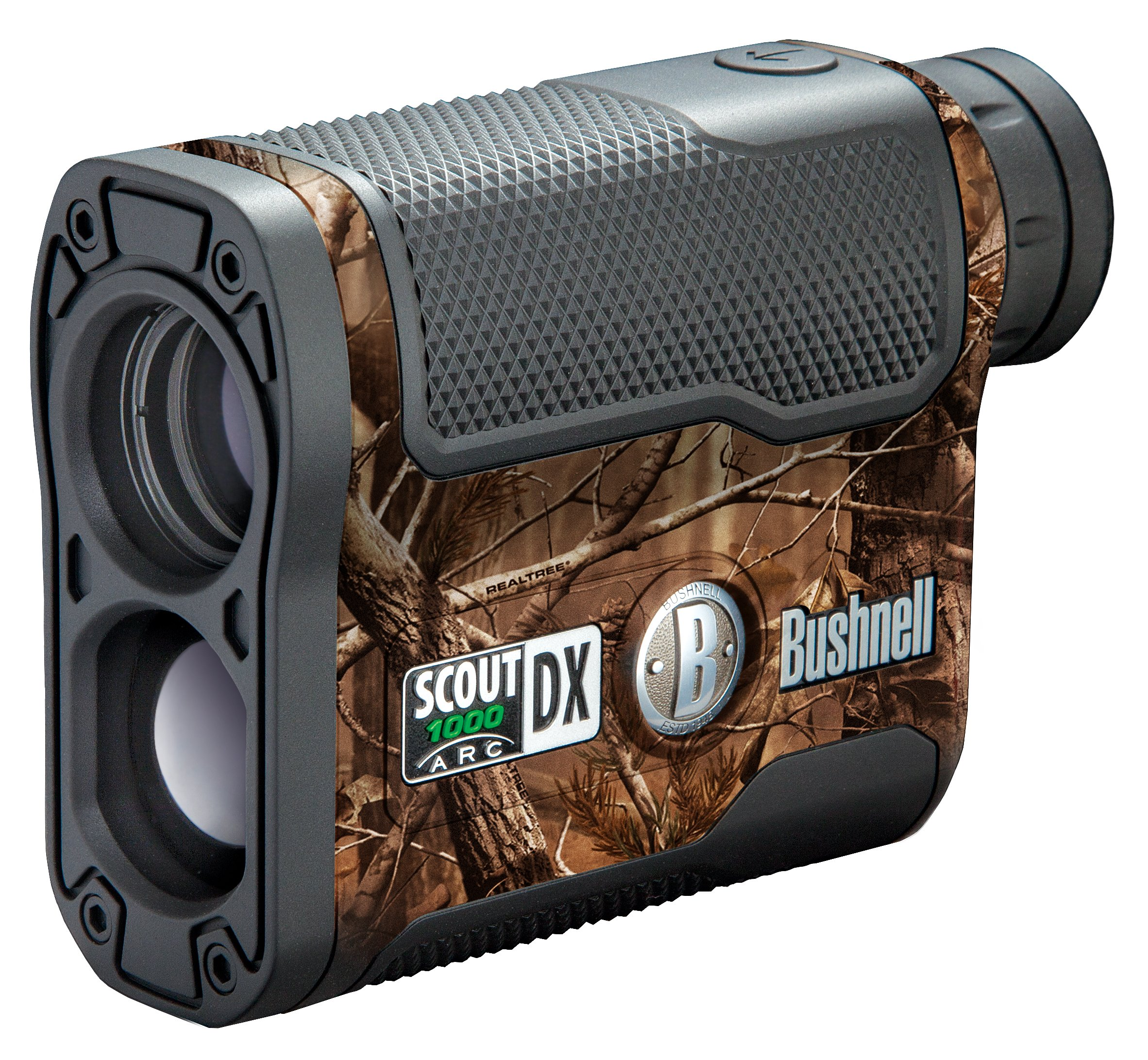 Bushnell Hunting Laser Rangefinders 202356 6X21 Scout Dx 1000 Rtxtra Box