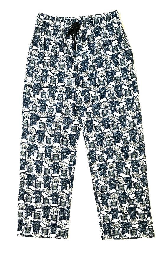 Pantalones largos de pijama para hombre y niño, diseño de personajes de cómic y dibujos animados, tallas S a XL: Amazon.es: Ropa y accesorios