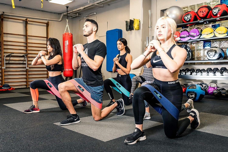 Amazon.com: MAXTRECH - Banda de cadera para entrenamiento de ...