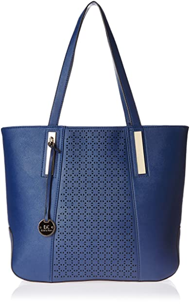 2d990b2c9c Diana Korr Women s Shoulder Bag Handbag (Blue) (DK40HDBLU)  Amazon.in   Shoes   Handbags