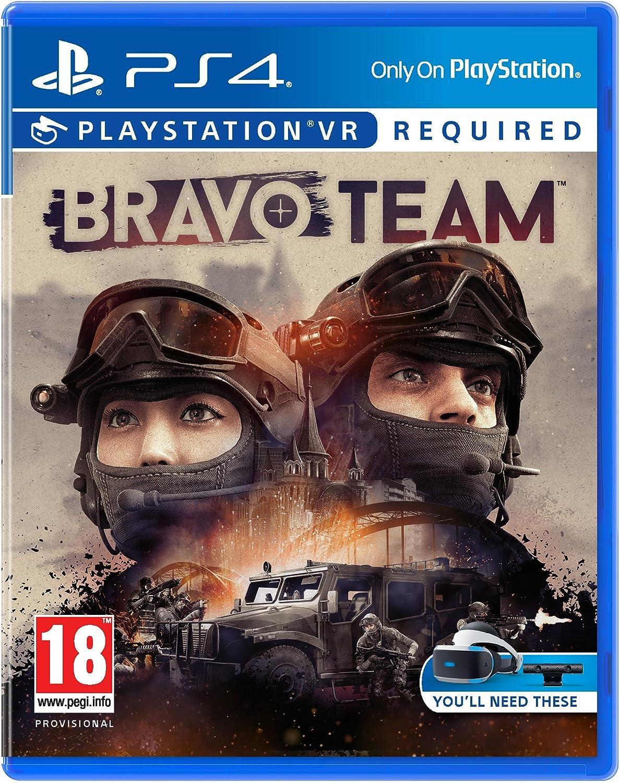 Bravo Team: Sony: Amazon.es: Videojuegos