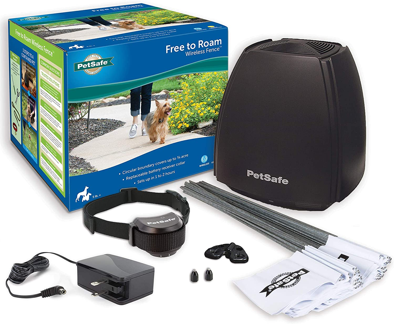 PetSafe Free to Roam Dog