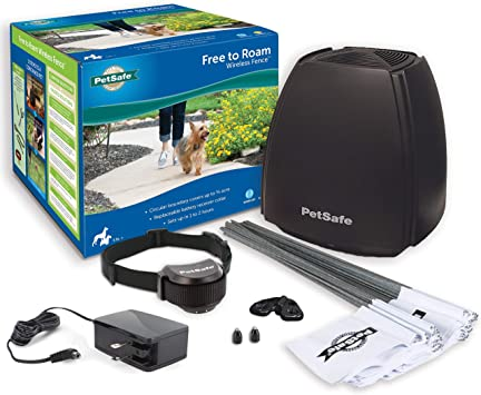 PetSafe Free to Roam Dog and Cat Wireless Fence