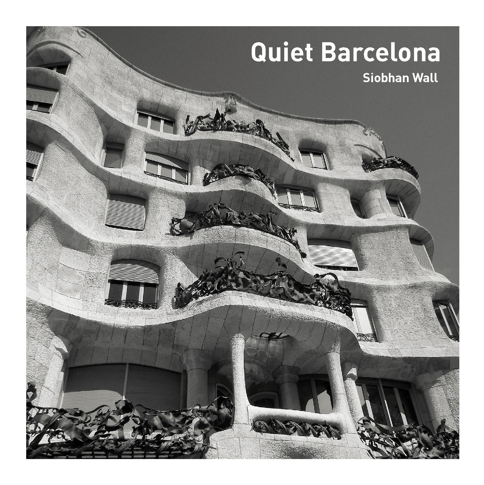 Quiet Barcelona: Siobhan Wall, Cristina Peralta: 9780711238121: Amazon.com: Books