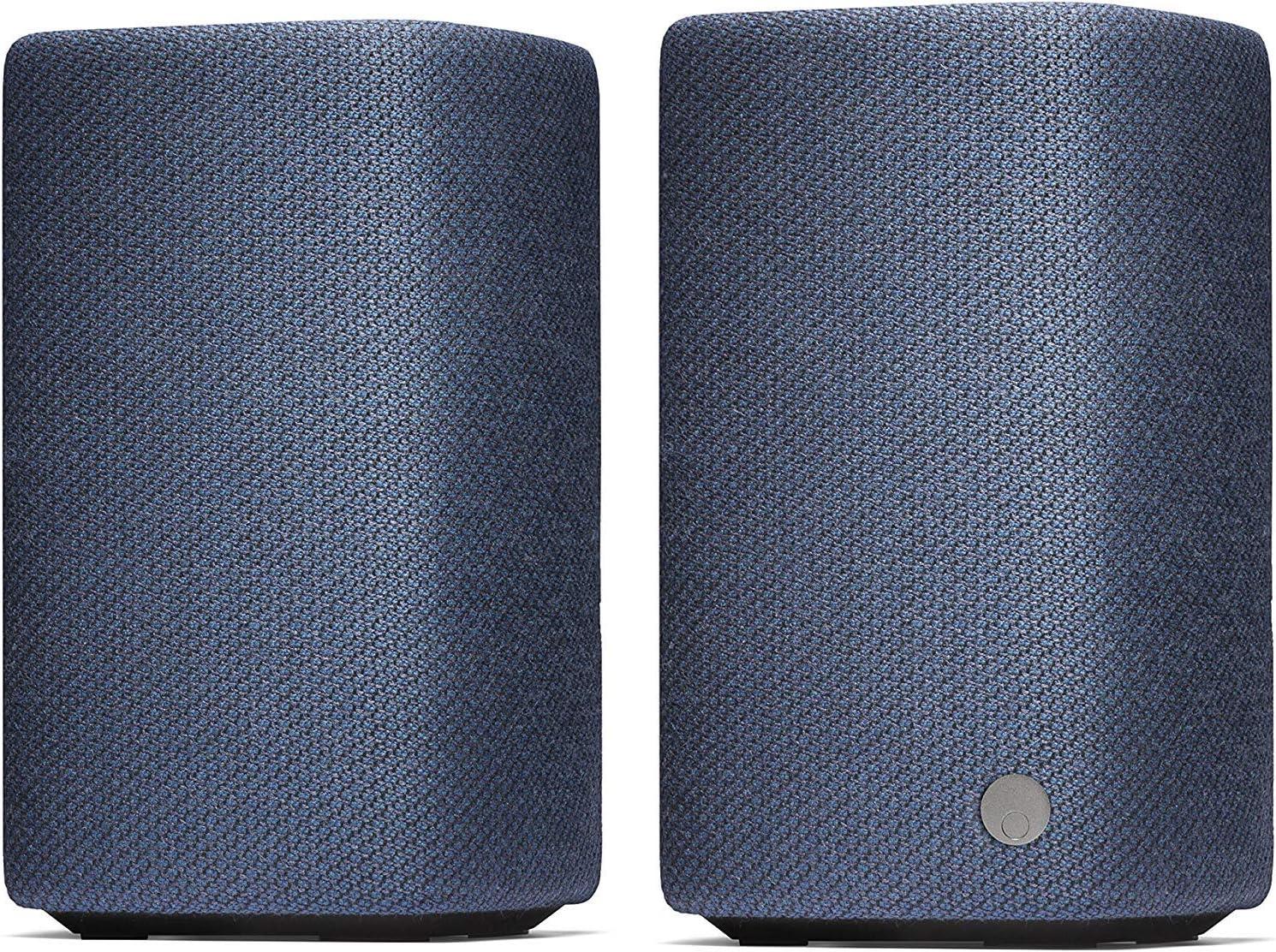 Portable Stereo Bluetooth Speakers M Cambridge Audio Yoyo Blue