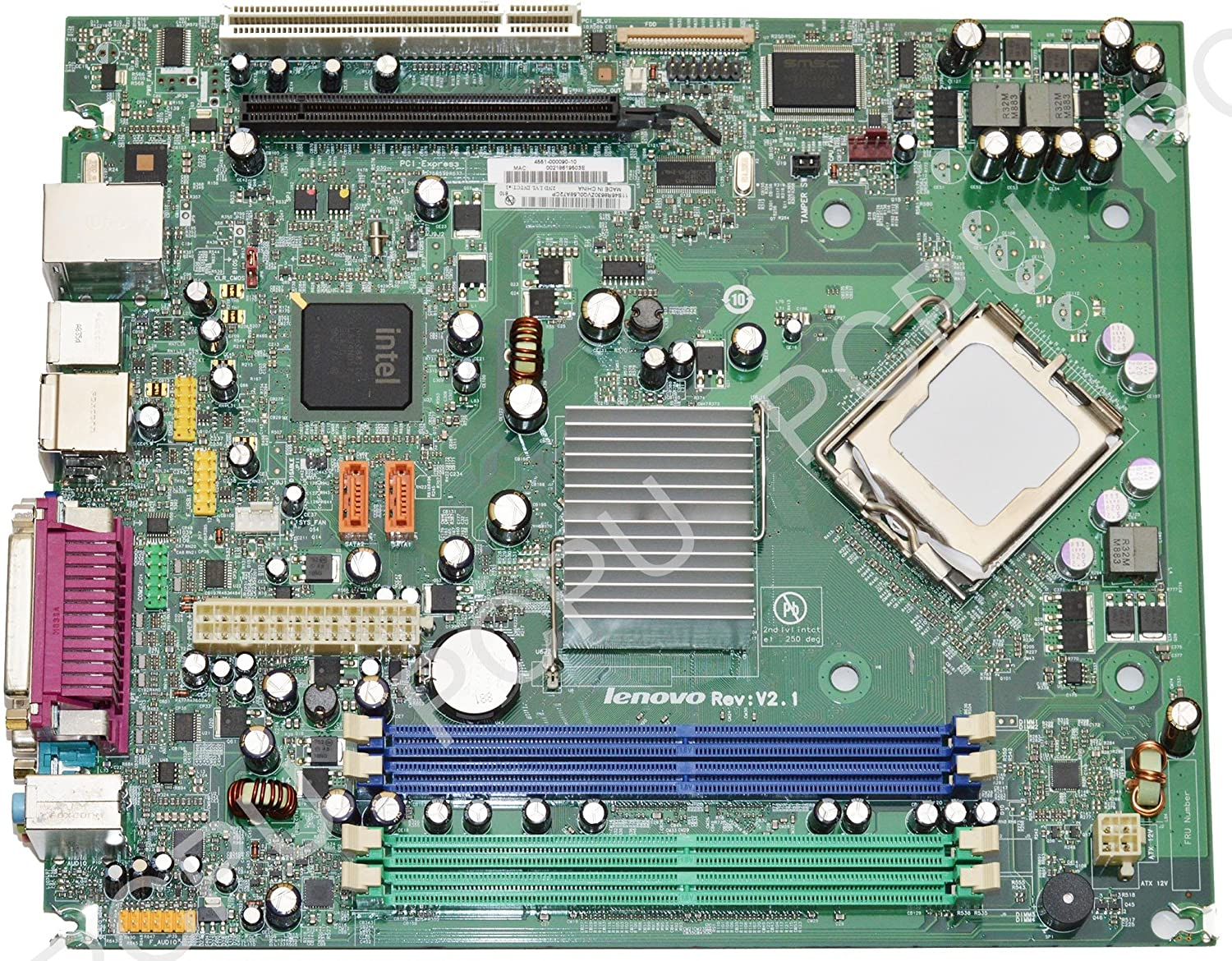LENOVO Renewed Lenovo System Board for ThinkCentre M57