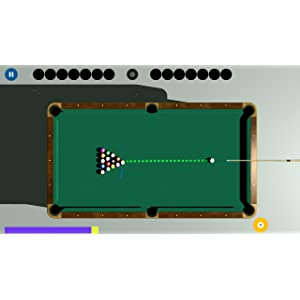 Billard : 8 Ball Pool 9 Ball pool Snooker 3D Pro: Amazon.es ...