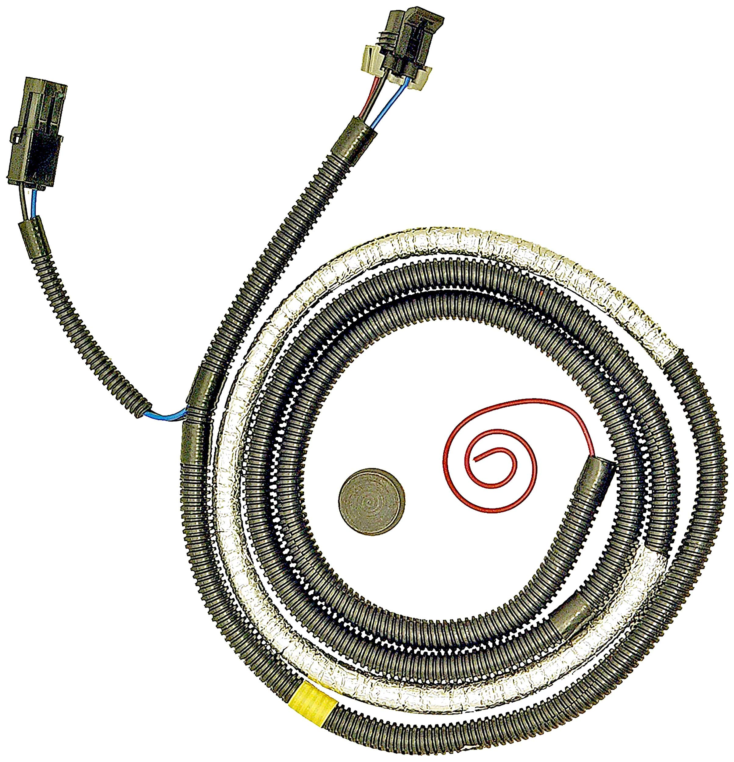APDTY 711711 4WD Actuator Wiring Harness For Four