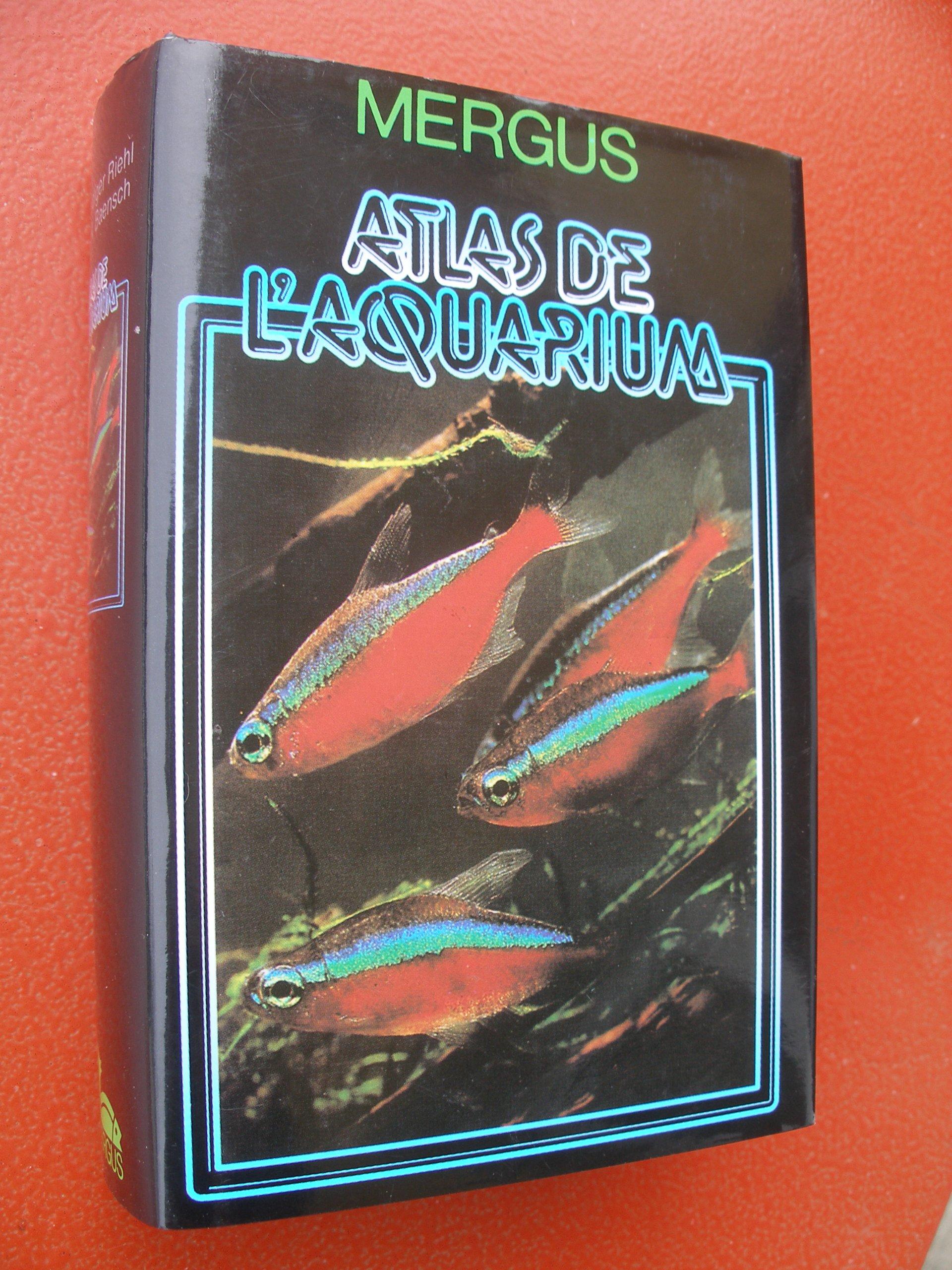Aquarienatlas - Französische Ausgabe