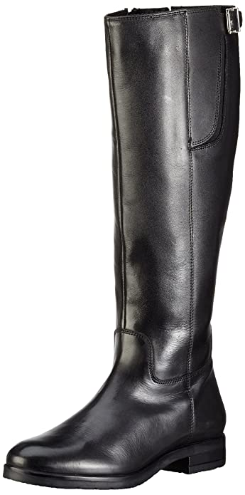 Womens Long Buckle Boot JJA16 Long Boots Bianco JEUlI