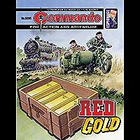 Commando #5205: Red Gold