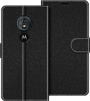 COODIO Funda Motorola Moto G6 Play con Tapa, Funda Movil Motorola ...