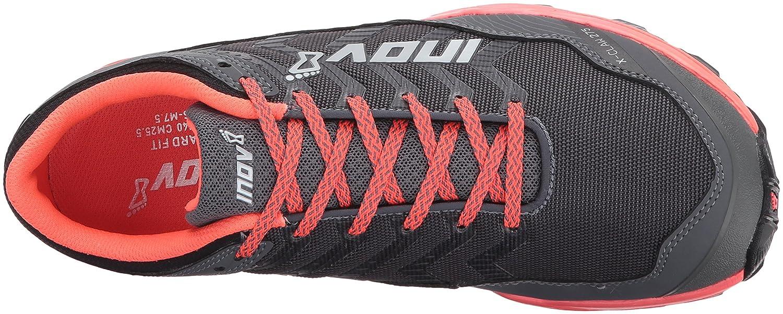 Inov-8 Women's B01N1PT2MZ X-Claw 275 (W) Trail Running Shoe B01N1PT2MZ Women's 6 B(M) US|Grey/Coral 0cfd0c