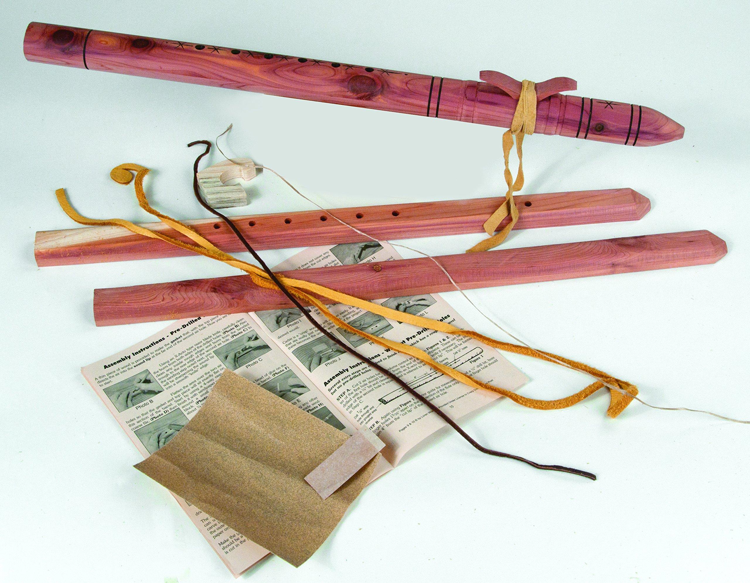 Cedar Flute Kit by Missouri River