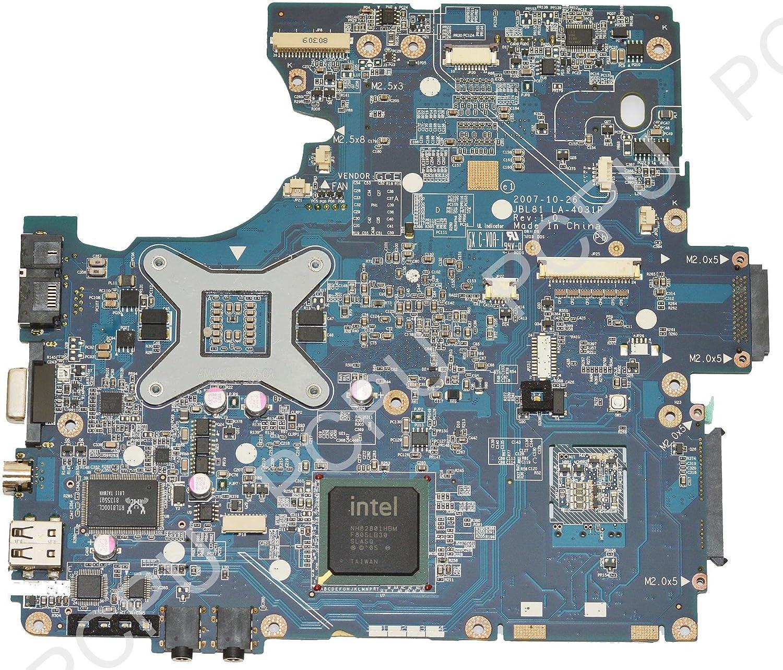 454883-001 Genuine Compaq Presario C700 Intel Laptop Motherboard s478