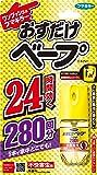 おすだけベープ ワンプッシュ式 280回分スプレー 不快害虫用 無香料 28.2ml