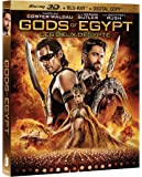 Gods Of Egypt [Blu-ray 3D + Blu-ray + Digital Copy] (Bilingual)
