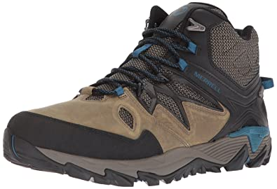 f3889bfe286 Amazon.com | Merrell Men's All Out Blaze 2 Mid Waterproof Hiking ...