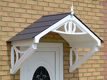 Shaftesbury Storm Porch Canopy (Grey Roof) & Shaftesbury Storm Porch Canopy (Grey Roof): Amazon.co.uk: DIY u0026 Tools