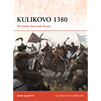 Kulikovo 1380: The battle that made Russia (Campaign Book 332)
