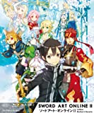 Sword Art Online II - Box #02 (Eps 15-24) (Ltd) (2 Blu-Ray+Cd)