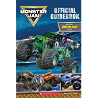 Monster Jam Official Guidebook (English Edition)