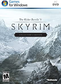 Amazon com: Elder Scrolls V: Skyrim Collector's Edition - PC