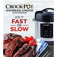 Crockpot Express Crock Fix It Fast or Slow
