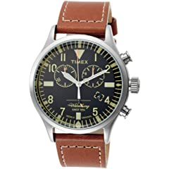 Timex Waterbury Red Wing Shoe Leather: TW2P84300