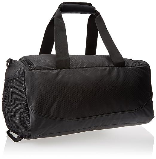 9310ae0a7b4e Amazon.com  New Nike Team Training Max Air Small Duffel Bag  Black Black White  Sports   Outdoors