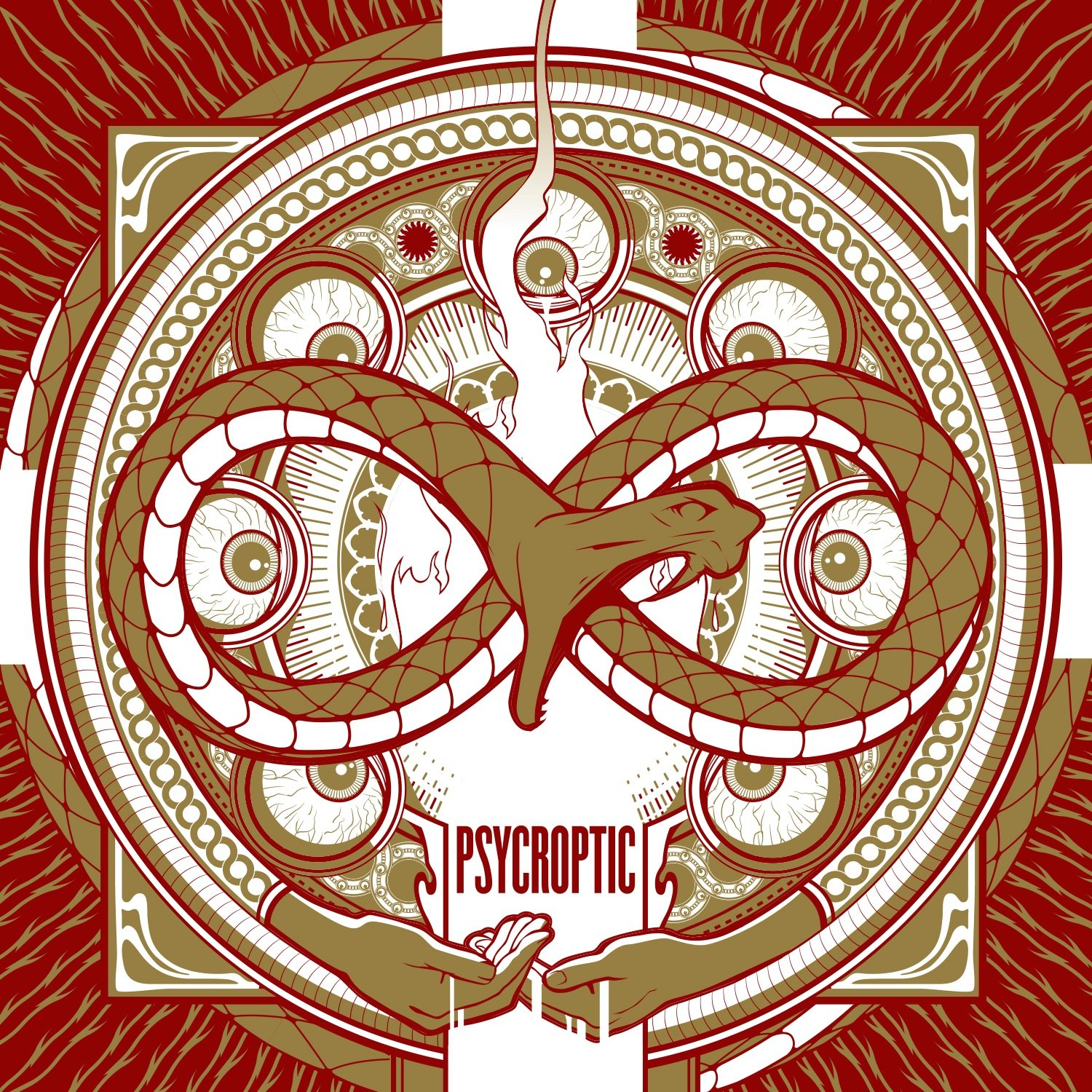 CD : Psycroptic - Psycroptic (Digipack Packaging)