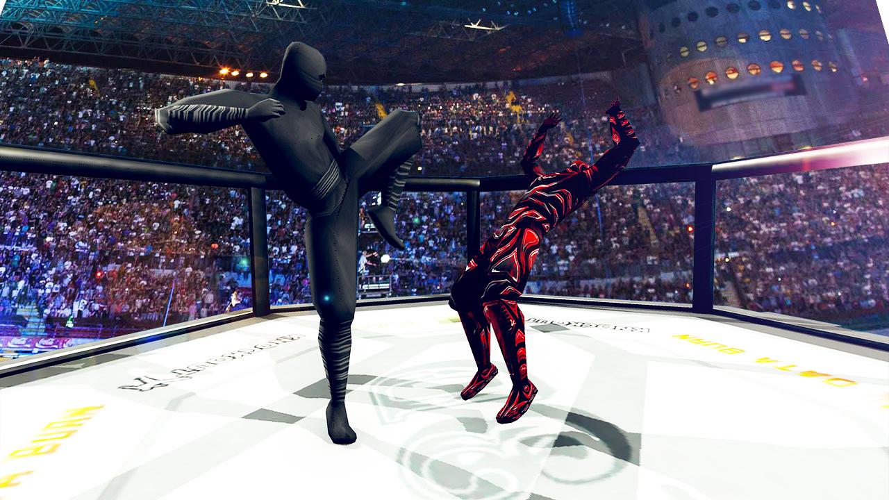Juegos de lucha ninja kung fu 2019: juego de lucha de jaula ...