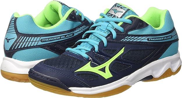 Mizuno Thunder Blade, Zapatillas de Running para Hombre: Amazon.es ...