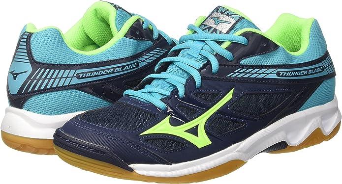 Mizuno Thunder Blade, Zapatillas de Running para Hombre: Amazon.es: Zapatos y complementos