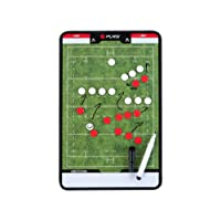 Pure2Improve Unisex Pure Rugby Coachboard, Green/White, One Size
