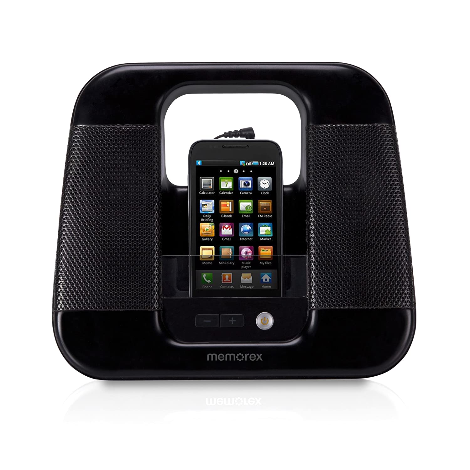 Memorex ML410-BLK