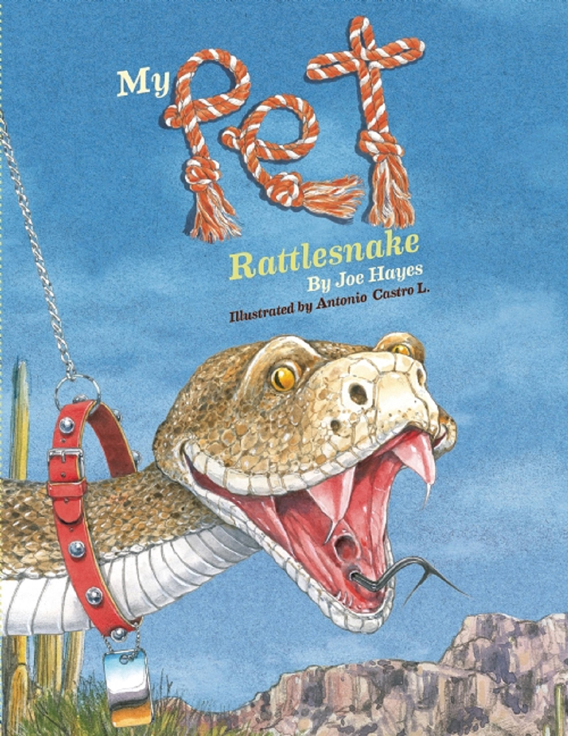 My Pet Rattlesnake ebook