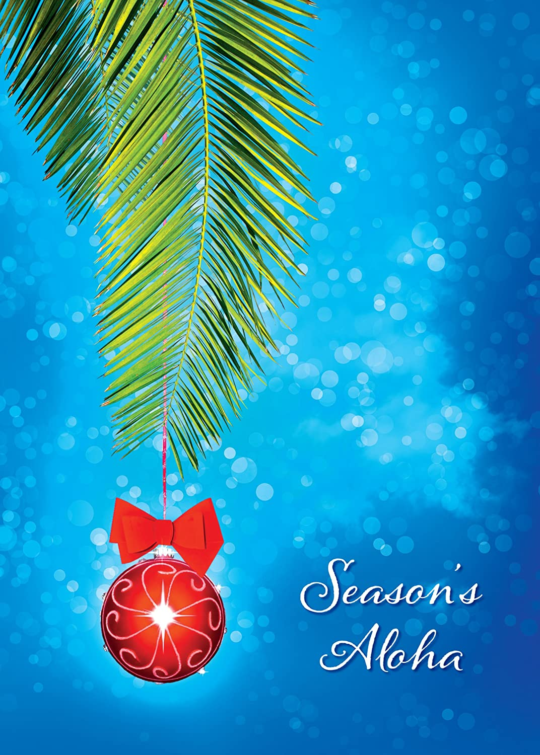 Amazon pacifica island art hawaiian holiday ornament set of amazon pacifica island art hawaiian holiday ornament set of 12 hawaiian christmas cards greeting cards office products m4hsunfo