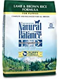 Natural Balance Limited Ingredient Diets Dry Dog Food - Lamb Meal & Brown Rice Formula